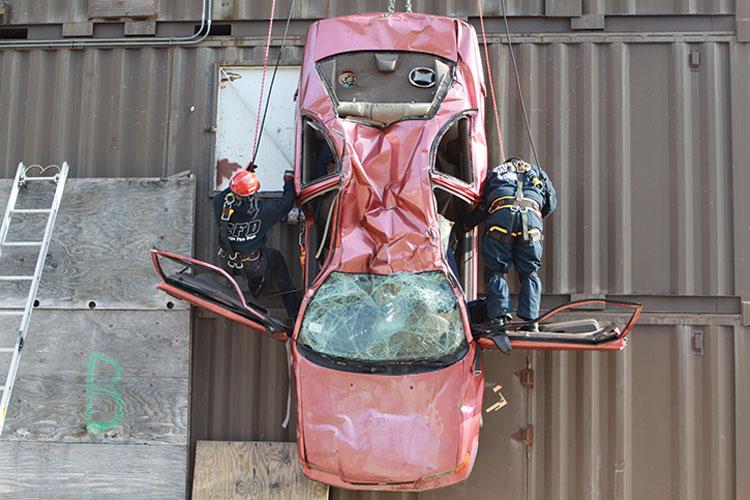 Vehicle Rescue Training